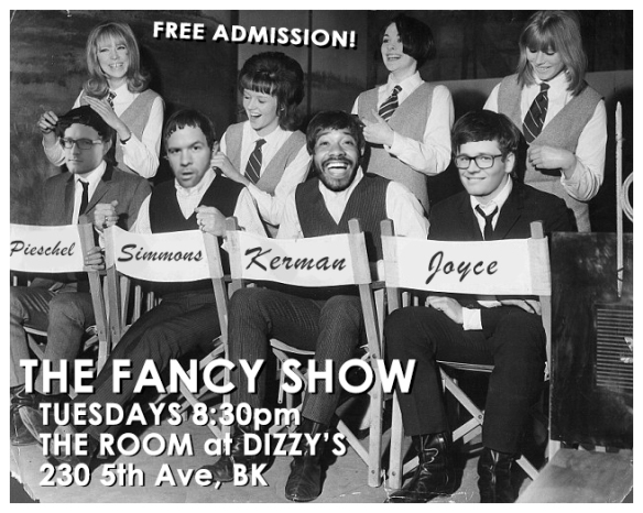 The Fancy Show Fab 4